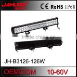 126W Hot Sale LED Off Road Light Bar