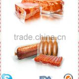 PA/PE/EVOH 7-layer co-extrusion high barrier PE thermoforming film for hotdog sausage packaging cast bottom lidding film