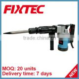 FIXTEC 1100W electric demolition hammer,demolition breaker for concrete demolition tools