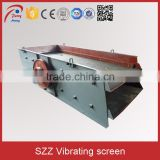 SZZ China Dry Vibrating Screen Vibrating Screen Manufacturer
