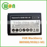 Replacement Battery for BlackBerry Bold 9930 9900 Curve 9380 Torch 9850 9860 BAT-30615-006 J-M1 Mobile/Cell Phone Battery
