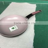 Cheap price stock pot and fry pan with bakelite handle in yiwu