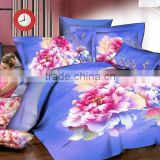 3D bedding-set home textiles bed set new style flower animal duvet cover