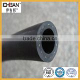 Double fiber braid rubber covered oil hose