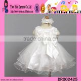 2015 Fashion Baby Girl Wedding Baby Dress Perfect Present For Little Princess Wedding Baby Dress