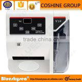 Bank Note Currency Counter Count Detector Money Fast Banknote Cash Machine W/ UV