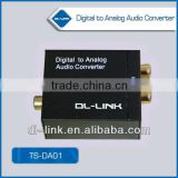 New products!!High quality Analog to digital audio converter, Coax & Optical Toslink