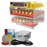 Fully automatic domestic poultry eggs incubator with humidifier/great quality egg incubator