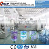 2012 exports to Hong Kong 300BPH water 5 gallon filling equipment/5 gallon blowing molding machine
