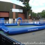 JFFP-291 Inflatable Hockey Pitch 2 in 1 combo inflatable sports arena for adults Football field