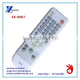ZF White 28 Keys KK-R007 LCD TV Remote Control for KONKA B & W screen LCD television set with 2*AAA Battery