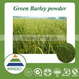 100% Watersoluble Organic Barley Grass Powder & Wheat Grass Powder