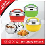 HOT Stainless Steel Baby Carrier 800/1100/1300ML,Red/yellow/green/blue,Double Layer,Storage Box