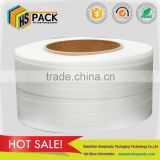 High tension polyester cord strapping for heavy duty band packing