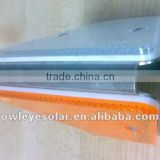 Cold or hot galvanizing guardrail reflector/barrier marker/guardrail delineator