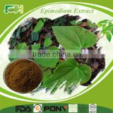 Natural Chinese Herbal Medicine Epimedium Extract