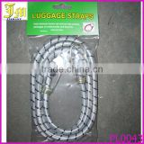Bungee Cords Straps Hooks Elasticated Ropes Car Bike Tie Luggage