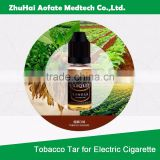 Tobacco Tar for Electric Cigarette Tobacco flavor