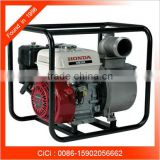 Manufacturer Gasoline water pump Honda, Honda irrigation pump, 5.5hp honda gasoline water pump
