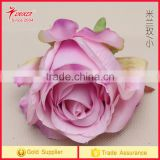 Small Rose flowers head Flower Artificial silk flower mixed colors artificial flowers wedding home decor
