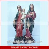 Resin Virgin Mary catholic religious items