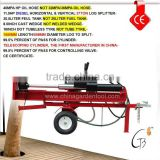 used gas log splitter hydraulic (LS37T-B1-1050mm) 37Ton