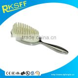 zinc alloy silver plated Brush as for baby bath facilitate