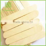 Safe For Oral Use Disposable Natural Wooden Tongue Depressor