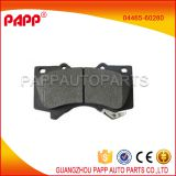 disc brake pads for toyota land cruiser 04465-60280 04465-60230