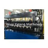5.5kw Cutter Power Stud And Track Roll Forming Machine , K-Span Roll Forming Machine 1000mm Width