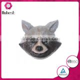 Onbest costume wholesale animal facial wolf mask l halloween and carnival mask for adult