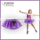 Wholesale custom tutu skirt baby holloween set 2016
