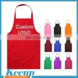 Promotional custom printed Cheap kitchen fabric Apron