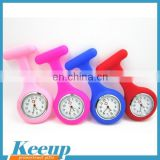 Eco-friendly Silicone Material Digital FOB Nurse Watch
