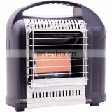 Portable gas heater (TPH-2000) Ceramic heater / Color box / Carrying handle / Stainless steel option