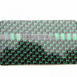 High Quality Carbon Fiber Veneers Business Cards Name Card Bijou Gift Cards