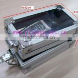 fashion aluminum display case,jewelry box,make up case