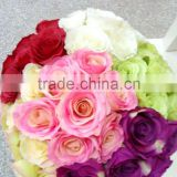 artificial wedding flowers artificial fake rose flowers on sale                                                                         Quality Choice