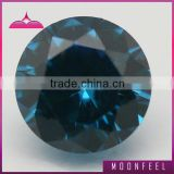 Attractive cubic zirconia round shape rough diamond dealers in wuzhou