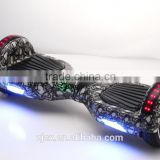 UL2271 certified battery drifting hoverboard with shinny motors led light balance wheels