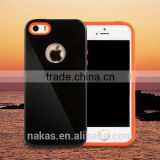 2015 high quality silicone phone case for iphone 5 for iphone cover printing machine