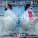 1.25USD Wholesale Good Cloth Double Foam girl sexy tube sexy bra/sexy girls nude bra/girl sexy big bra (gdwx352)