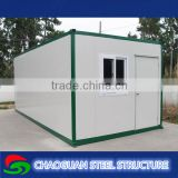 Prefabricated mobile container bar