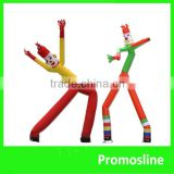 Top quality custom cheap Print High quality inflatable air dancer sky man air tube