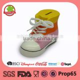 Wholesale Ceramic Shoes Shape Money Bank