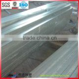 q195 galvanized square steel pipe, cs square hollow section
