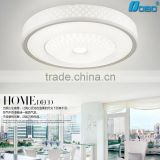 home ligthing fixtures bedroom living room acrylic led round ceiling lights