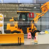 ZL15mini wheel loader with quick coupler/snow removing loader ZL15F/ZL12F ZL10F ZL15F ZL16F mini wheel loader factory/ CE loader
