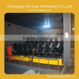 3D,4D,5D,6D,7D Motion Cinema Theater Seats