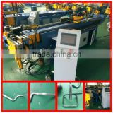 full hydraulic hydraulic aluminum PLC electric pipe bender